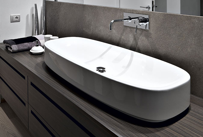Lavabo for Mobile per lavandino bagno