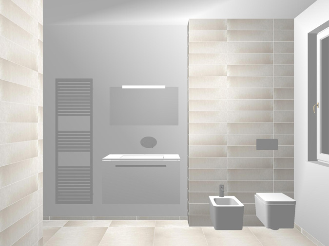 Come disporre i sanitari all\'interno del proprio bagno - Sanitari.com